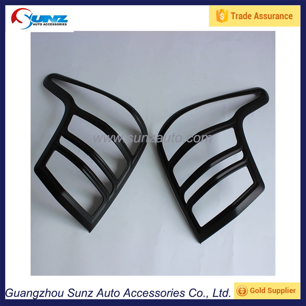 <strong>L200</strong> 2015 Triton Matte Black Tail Light Cover For Mitsubishi Triton 2016 Black Rear <strong>lamp</strong> SUNZ 2015 <strong>L200</strong> Accessories