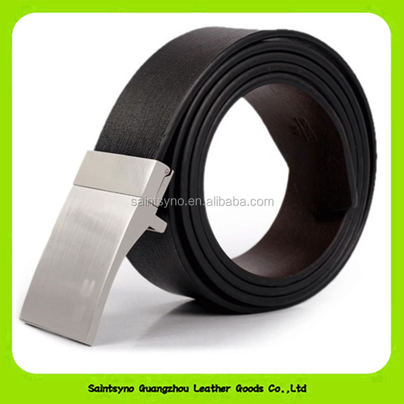 Business Style Famous Designer Brand Genuine Leather Men's Belts 16260