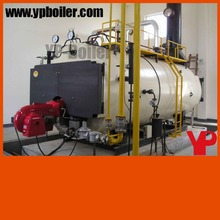 low investment efficiency 8ton/h steam wood pellet boiler