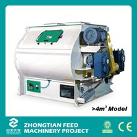ZTMT 2016 Cheapest Poultry Feed Mixer Machine Animal Mixer for Sale