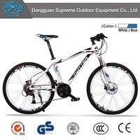 2015 new product 27 speed aluminum alloy mountain bike light weight bicycle spare parts