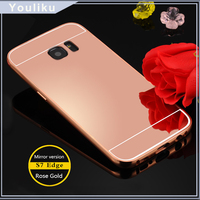 Jordan luxury phone 2 in 1 metal mirror pc back cover for samsung galaxy s advance grand neo i9060 case for grand 2 g7106
