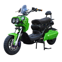 Rechargeable High Quality Brushless Electric Motorcycle