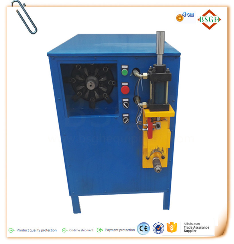 scrap elelctric rotor atator recycling machines waste engine motor cutting machine for sale