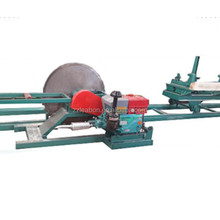 2018 Hot Sale Diesel Portable Circular Sawmill for Wood