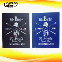 Wholesale high density Fashion Woven Label for clothing