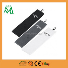 lowest price fancy quality best service brand golf towel wholesale