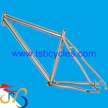 2016 hot selling lightweight titanium mountain bike frame TSB-MBM0901