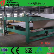 gypsum construction machinery with CE and ISO 9001