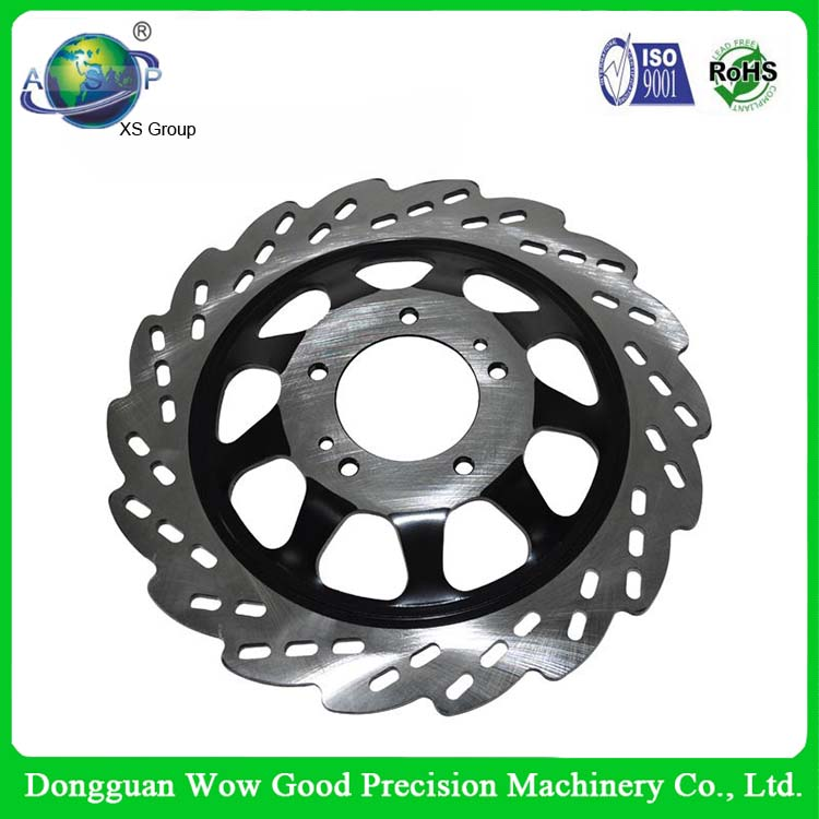 Wholesale OEM motorcycle racing spare parts cnc machining