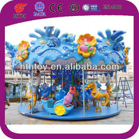 16 seat luxury carousel for sale