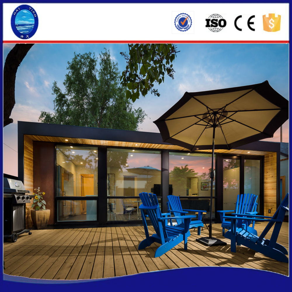 folding shipping container frames prefabricated villa40ft luxury modular house sale usa