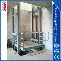 LISJD1.5-4.5 Hydraulic goods lift platform elevator