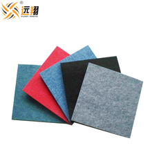 Sale recycled polyester fiber pet non-woven felt