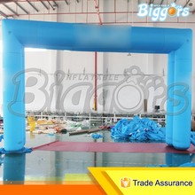 Advertising Inflatable Entrance Arch with Custom Design for Race