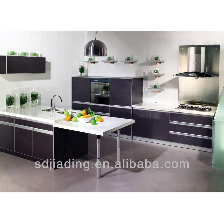 Mueble cocina con rinc n italiano de estilo moderno for Muebles estilo italiano