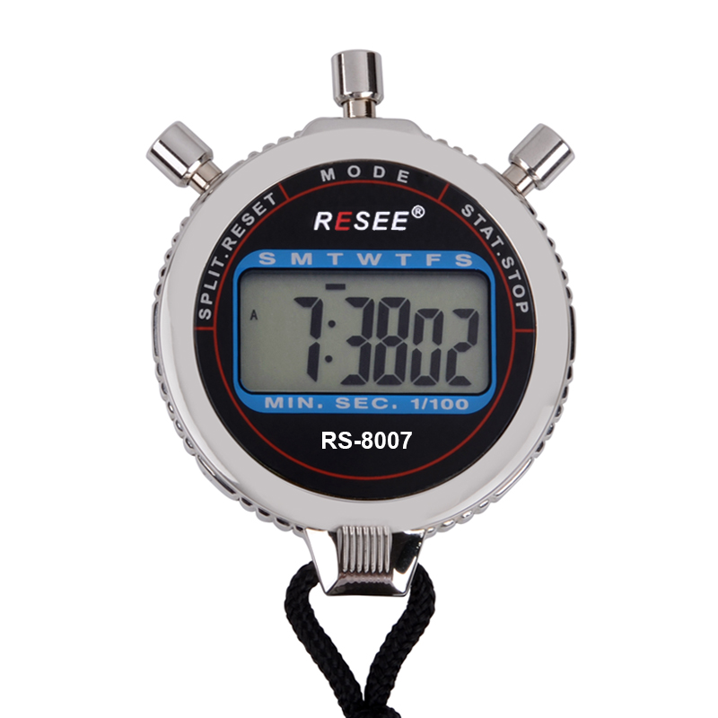Chinese factory digital stopwatch/plastic cheap stop watch