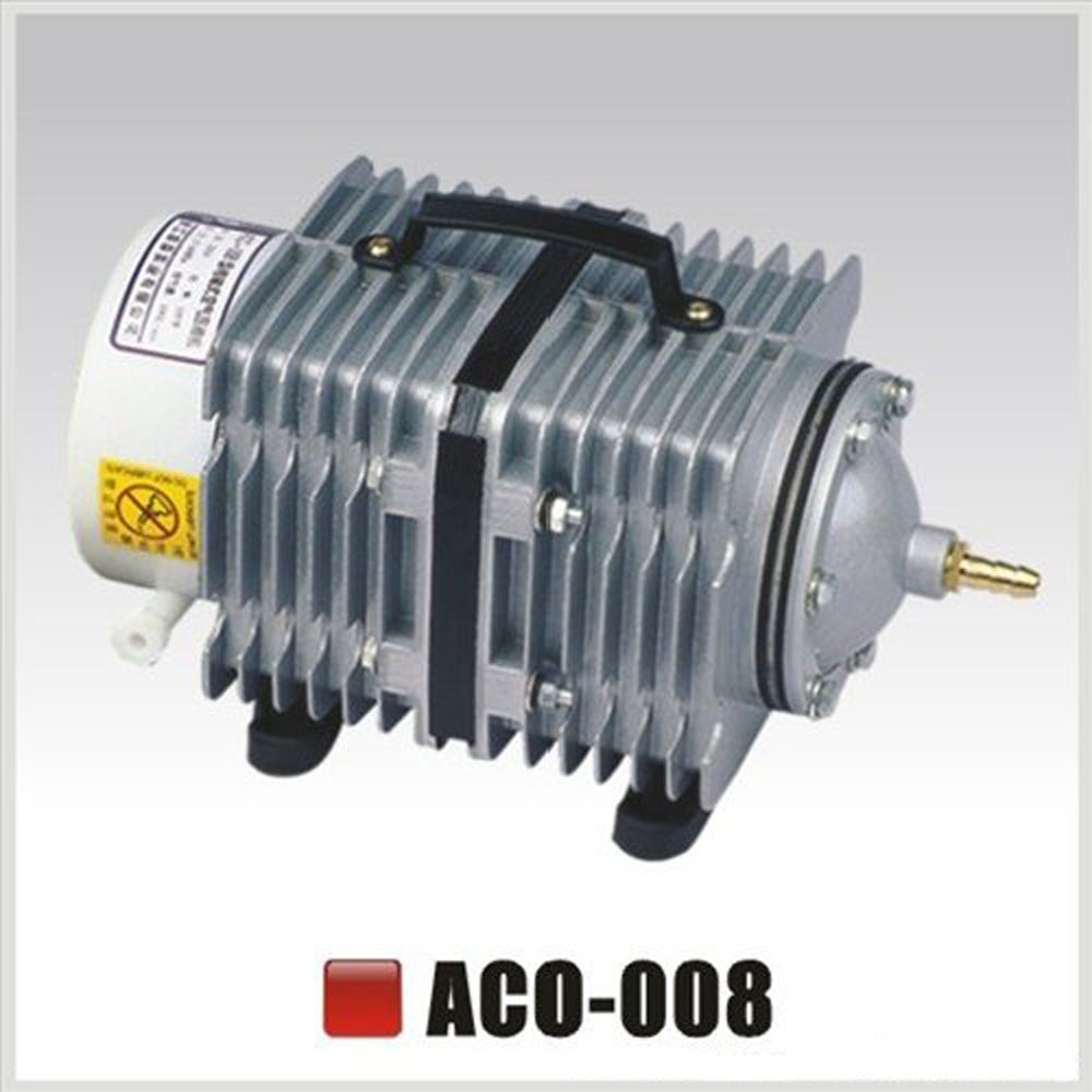 Electromagnetic air pump air compressair ACO-008 138W 100L/min