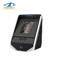 Special Dual Cameras Long Distance Face Recognition Biometric Attendance Hardware (HF-FR501)