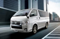 2017 NEW TOYOTA HAICE BUSINESS VAN