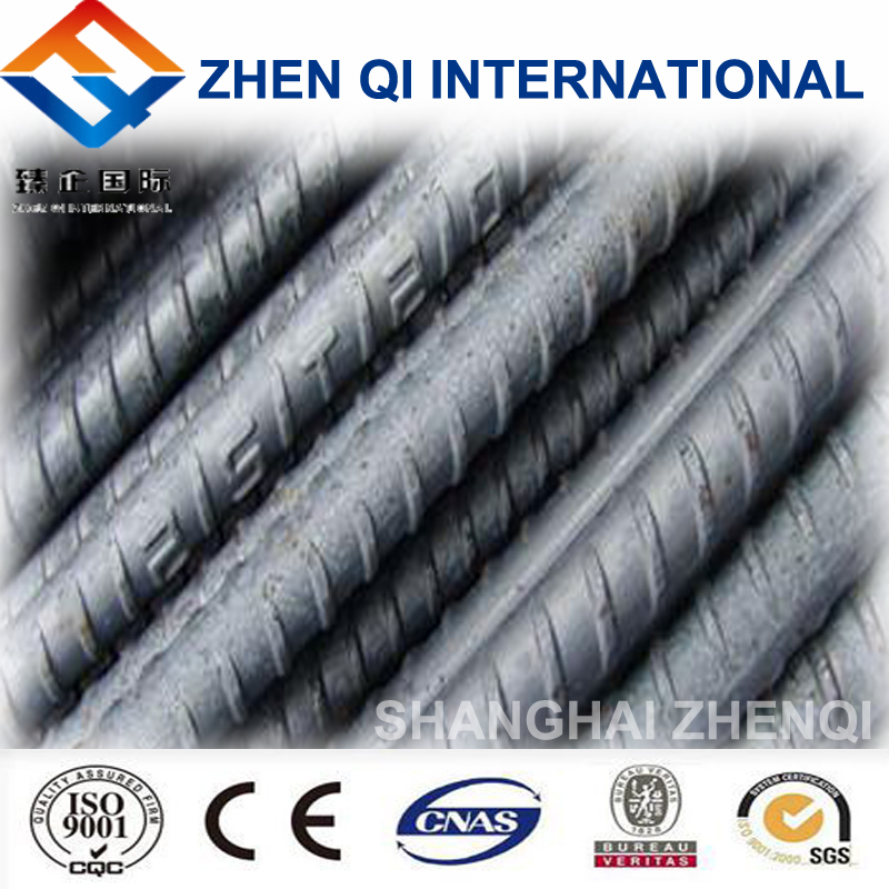 On Sale Factory Deformed Steel Bar Iron Rods For Structure Build
