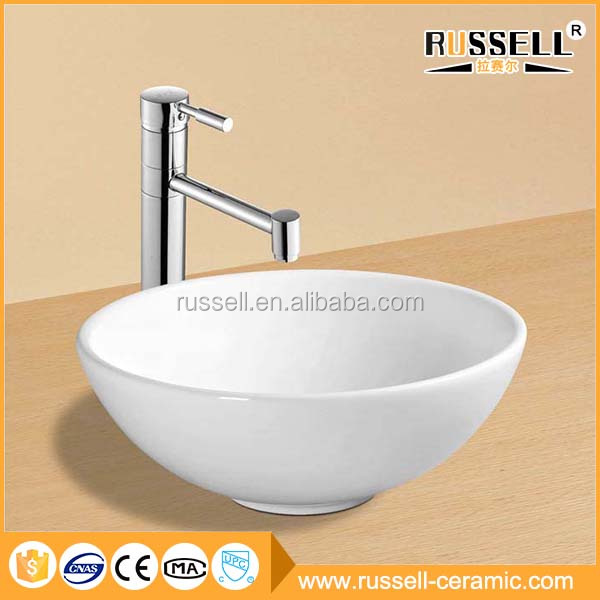 Professional china dining room ceramic industrial wash basins