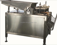 boiled quail egg peeler /bird egg processing machine