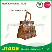 Popular Design Top Quality New Product Promotional Non Woven Gift Bags