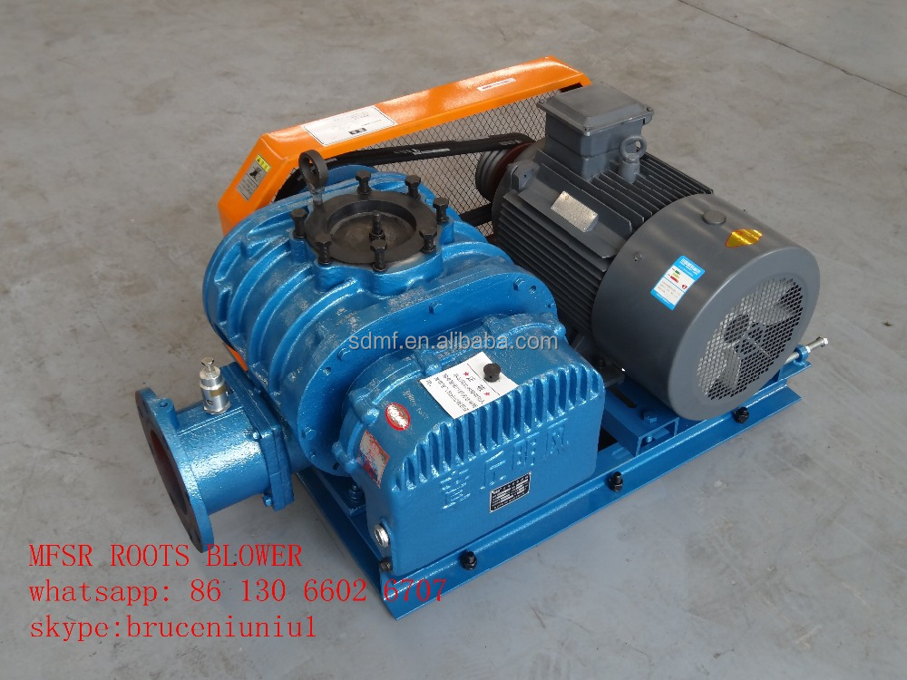 Sewage treatment air blowers