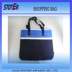 fashion recycled foldable oxford bag