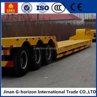 2016 Lowbed Semi Trailer For Transport