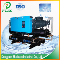 Portable water industrial chiller made in China