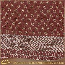 High Quality Professional African Velvet Lace Fabric