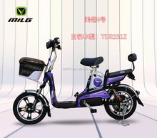 2017 hot sale OEM factory lithium battery electric bicycle li-ion bike