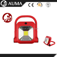 Portable Rechargeable led flood light with hight brightness for auto repair