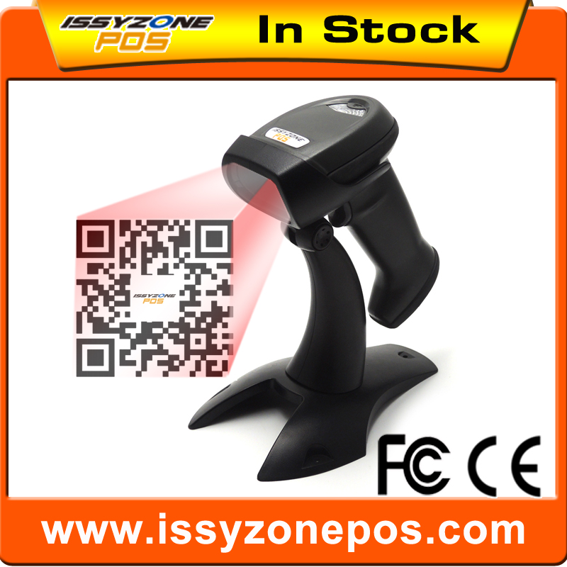 I2DBC010 New 2D QR Code 32 Bit Rs232 Pos Barcode Scanner For Drug Industrial