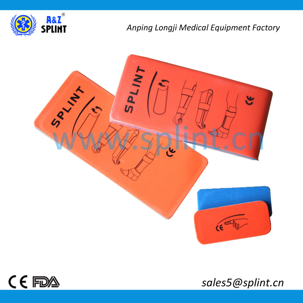Flex-all medical orthopedic splint first-aid kit