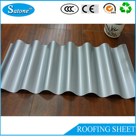 ISO,CE Approval zinc aluminum roofing sheet metal roofing sheets corrugated used for Building Material