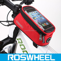 New handlebar mountain bicycle Navigate holder phone case bag 12496S tyvek cell phone bag