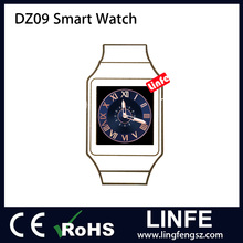 Trade Assurance Accepted! Touch Screen DZ09 Smart Watch with Wifi SIM Card China Smart Watch DZ09 Phone