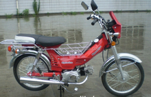 Cub 50cc motorcycle hot sale in South America