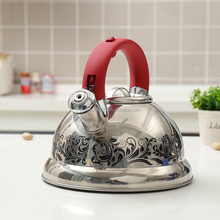 China good price whistling stainless steel kettle