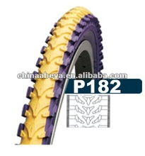 High Quality Colorful Mountain Bicycle Tire