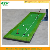 Office putting practice putting green putting game &mat