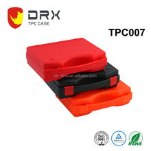carrying hard box Industrial Use plastic watertight tool case with cut foam
