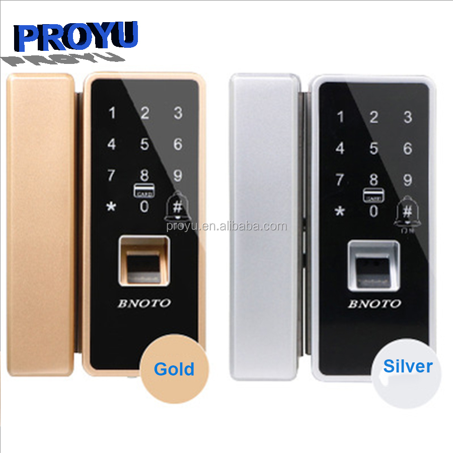 Gold supplier Electronic safe Keypad Keyless four unlock way Single Cylinder Lock