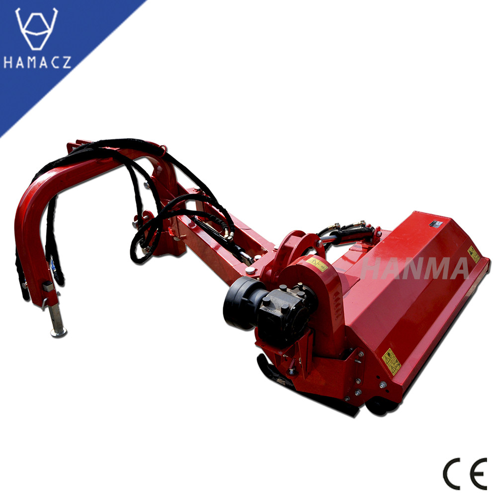 Farm implements Heavy Remote Control Hydraulic Side PTO Mower