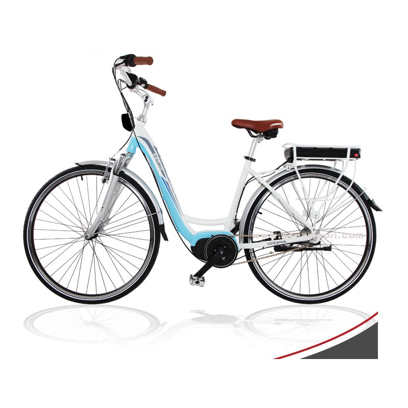 700C <strong>city</strong> type electric bike best for daily commute with 8fun motor