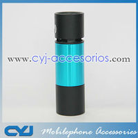 High Quality Portable Mini Flashlight Speaker With TF Slot