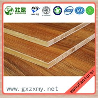 Cabinet Grade Chinese Fir Board Core Block Board For Home Decoration